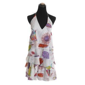 Emilio Pucci Vintage Fish Dress
